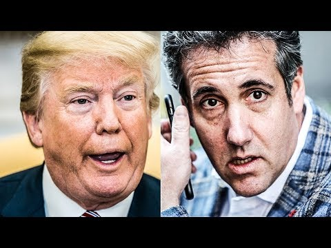 Trump WARNED That Cohen Could Turn On Him If He Faces Charges