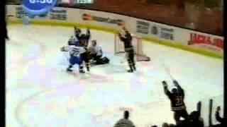 WCH 1996 - Round robin - Sweden vs. Finland
