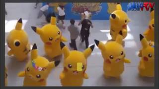 Tervideo Lagu  Dangdut Pokemon Go