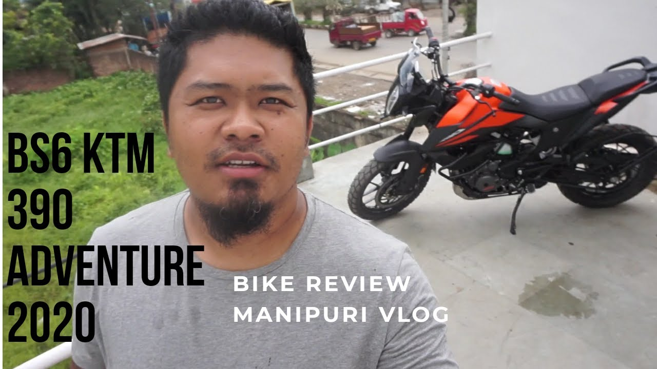 BSVI KTM 390 ADVENTURE 2020 REVIEW