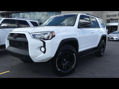 *Modified* 2016 Toyota 4Runner SR5 V6 - Brampton ON ...