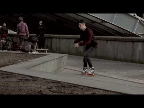 Dano Gorman - 3 in 3 in London - USD Skates
