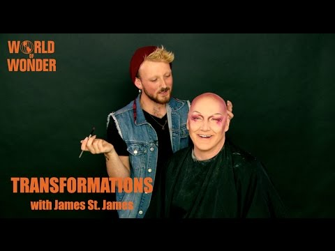 Burley Chassis & James St. James - Transformations