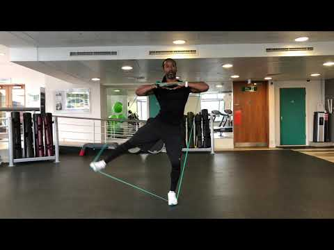 Resistance Band Lateral