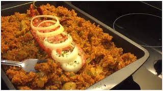 How To Make Jollof rice Ghana style