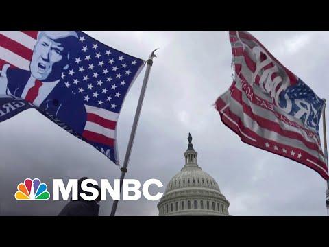 'Watergate Level': Trump Chief Of Staff Pressured DOJ To Support Trump's Election Lies