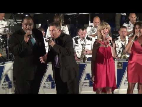 This Is The Life - Uptown Vocal Jazz Quartet with The U.S. Army Blues