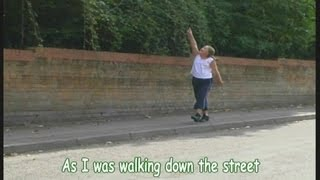 As I Was Walking Down The Street-Kidzone