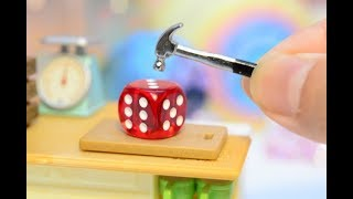 Miniature Stopmotion Cooking -How to make Slime juice-