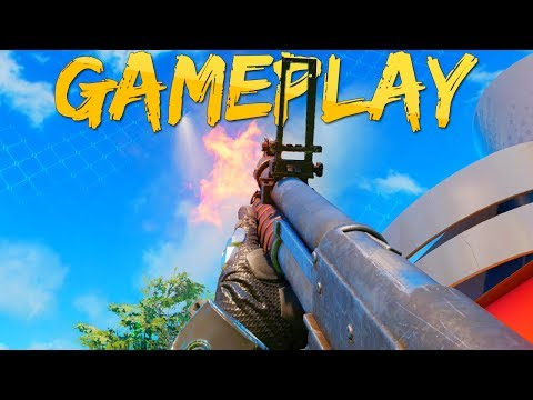 NEW CHINA LAKE GAMEPLAY in Black Ops 3 (NEW DLC WEAPON MAX-GL)