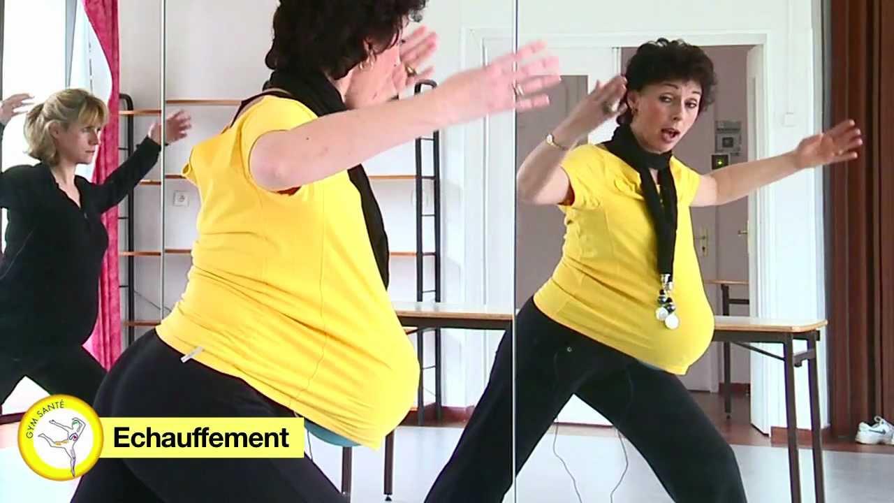 Gymsante   Cours femmes enceintes - YouTube 9d2562b3405
