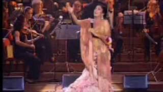 Isabel Pantoja - María de la O (directo) [Sinfonía de la copla]