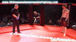 Alex Wright Vs Phil Gowans 10th Legion 1 MMA (2)