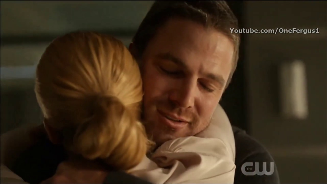 "Download Arrow 8x10 ""Oliver & Felicity Together"" Ending Scene Season 8 Episode 10 HD ""Fadeout"""