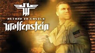 Return to Castle Wolfenstein ► СТРИМ #2