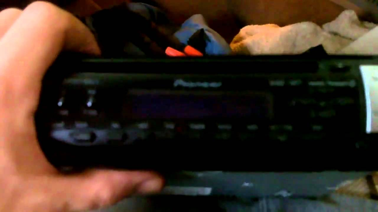car stereo install din 1995 ford taurus - youtube