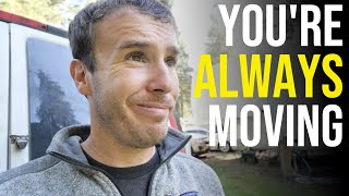 What's THE RIGHT TRAVEL PACE For Living FULL-TIME In An RV?