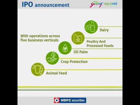Godrej Agrovet Limited IPO