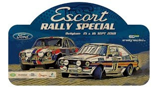 Preview - Escort Rally Special 2018