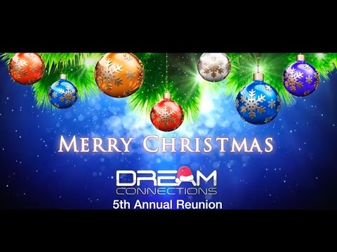 How to Join the Christmas Reunion December 9 - 11, 2016 in Anaheim