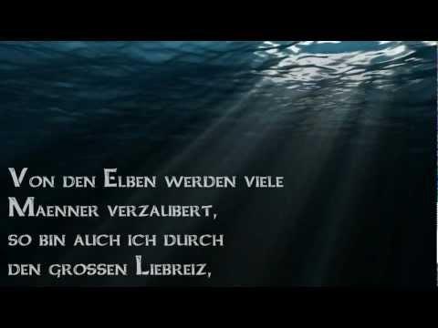 Faun - Von den Elben (Übersetzung ins Hochdeutsche)