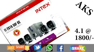 inTex IT-2616 SUF 2.1 Home Theatre Review by AKS