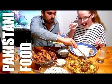 MUKBANG Eating Show | Home Cooked Pakistani Food