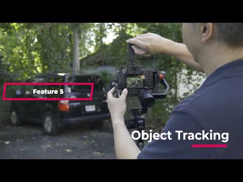 Moza AirCross 2 Top 5 Features For DSLR Or Mirrorless Cameras (including BMPCC 4K)