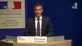 Pourquoi la France fait-elle face à une pénurie de masques ? - Reportage #cdanslair 23.03.2020