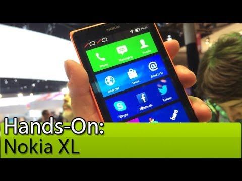 Hands-on: Nokia XL - Tudocelular.com