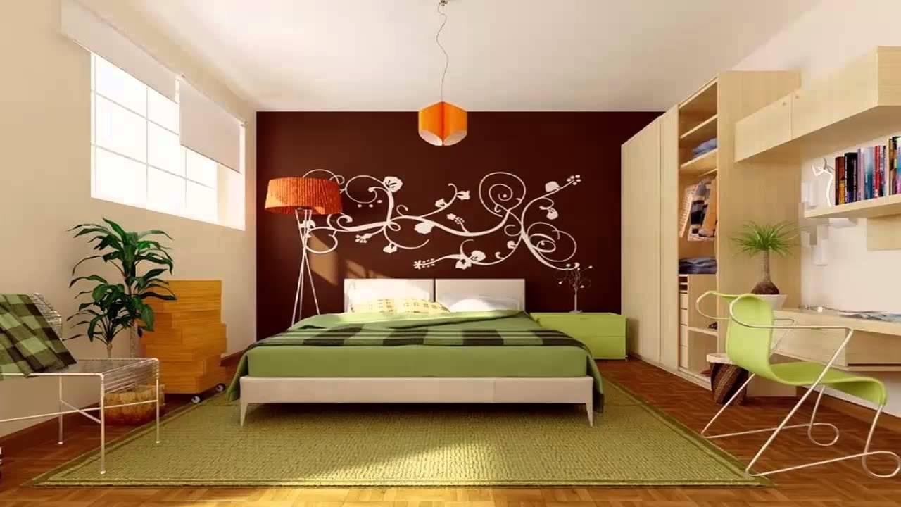 ديكور جدران غرف النوم       YouTube