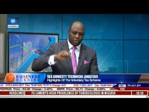 A technical analysis of the new tax amnesty regime (VAIDS) by Yomi Olugbenro Part 1