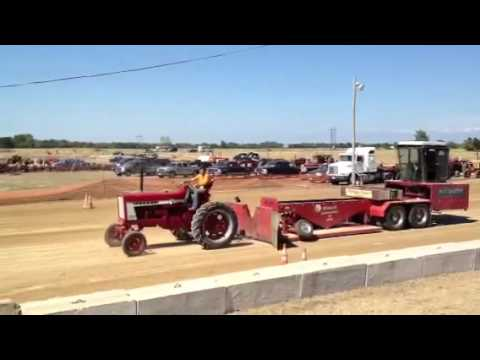 706 Gas Greenville Illinois tractor pull