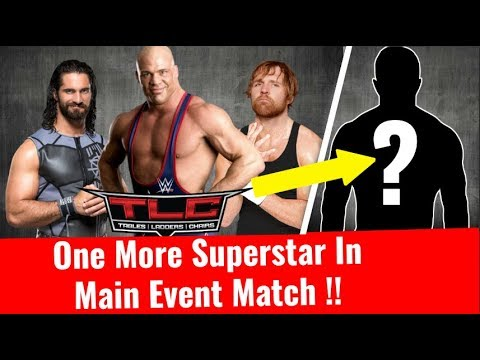 Big Update On The Shield Main Event Match ! One More Superstar is Going to Involve In TLC 2017 match