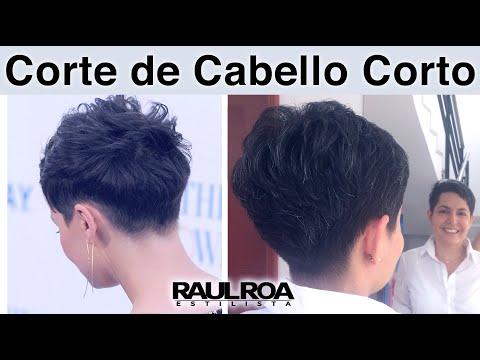 Corte De Cabello Hongo Raul Roa Estilista Youtube