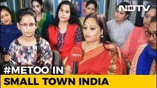 Does #MeToo Go Beyond Urban India?