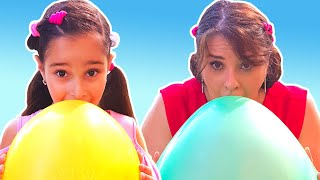 Balloon Song Nursery Rhymes for Kids Songs by Avigail