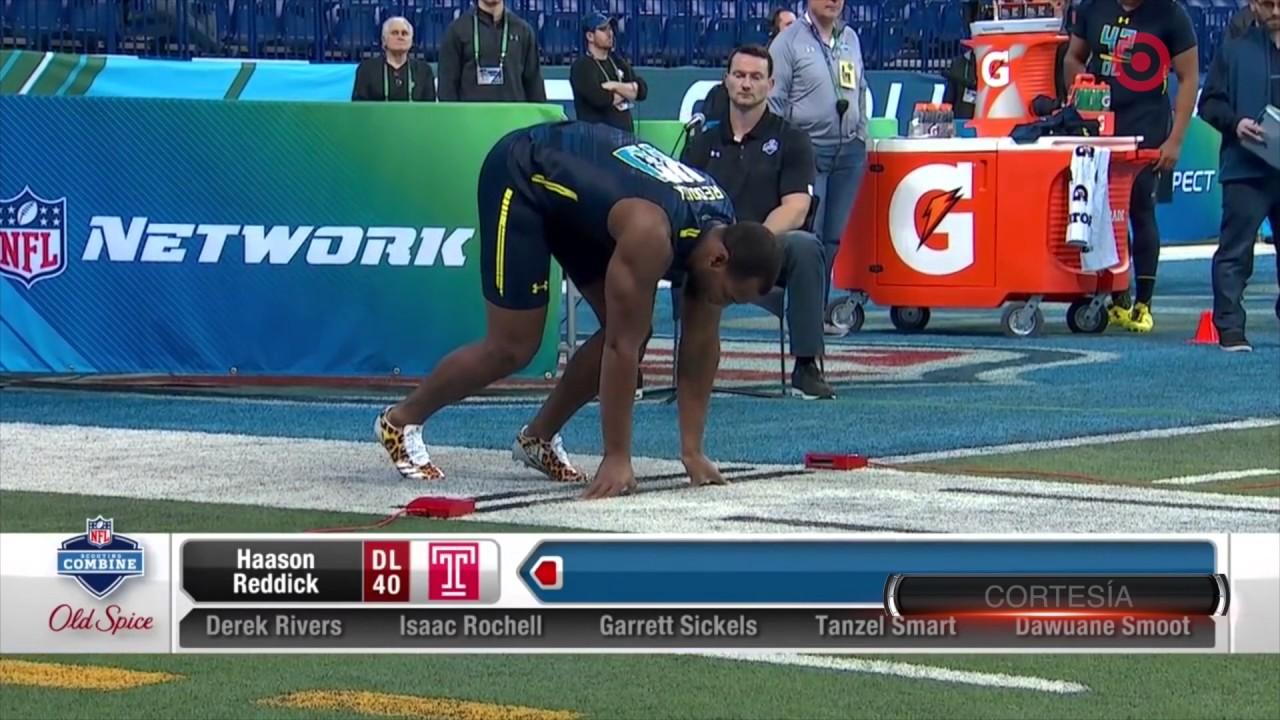 Haason Reddick Rumbo Al Draft NFL 2017