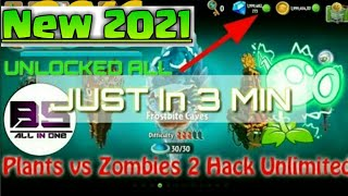 How to hack plants vs zombies 2 | No Root|Unlock All|Unlimited coins&gems