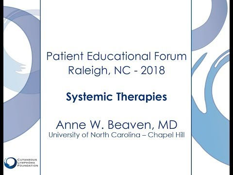 2018 Raleigh PEF: Systemic Therapies