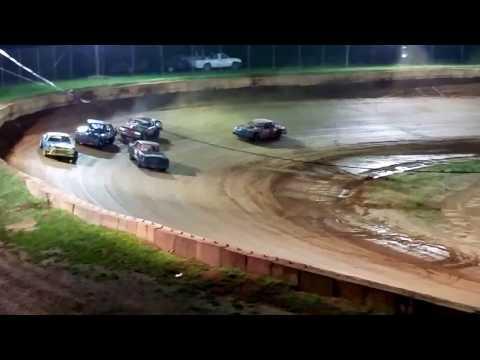 Thunder Feature @ Wartburg Speedway (6-3-17)