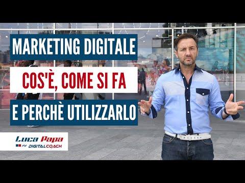 Marketing Digitale: cos'è, come si fa e perché ti può essere utile