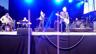 This footage of The Orchestra (featuring former members of Electric...
