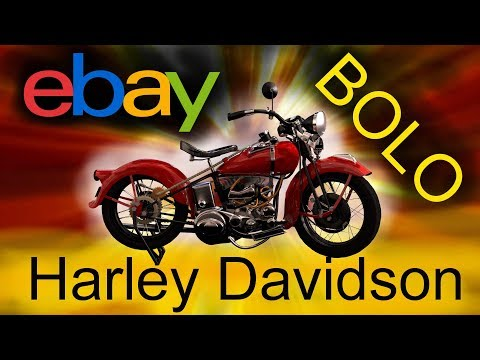 These EBay Items Are On Fire: Harley Davidson Collectibles