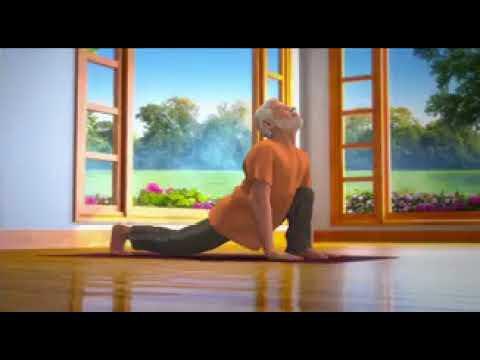 Yoga With Modi Suryanamaskar Hindi Youtube