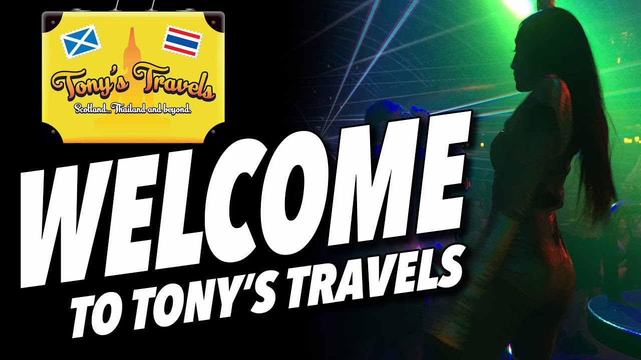 49357d9d8370 Welcome to Tony s Travels - YouTube