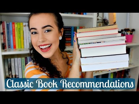 CLASSIC BOOK RECOMMENDATIONS
