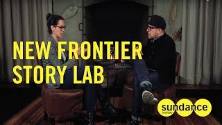 From the New Frontier Story Lab: Sarah Treem and Navid Khonsari