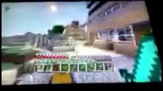 Blooper of our minecraft lets play xble 2013