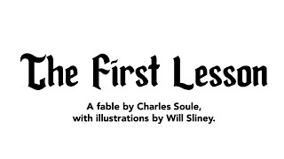 """The First Lesson"" - A Ben Solo Fable by Charles Soule (Premiere)"
